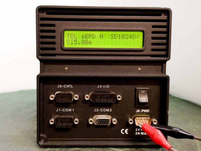 12824 Verity Spectrometer P/n:1005228te Sd1024d