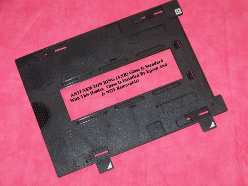 Epson Perfection V800 & V850 Film Holder Medium Format 120 220 ANTI NEWTON RING