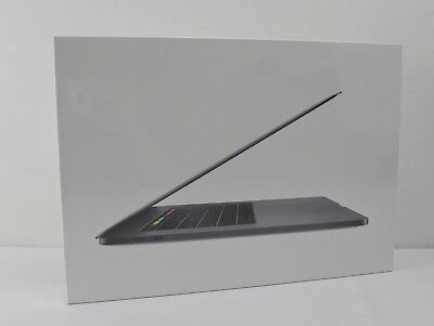 "2018 Apple MacBook Pro 15"" Retina TOUCH BAR 2.6GHz Six-Core i7 16GB 512GB GRAY!"