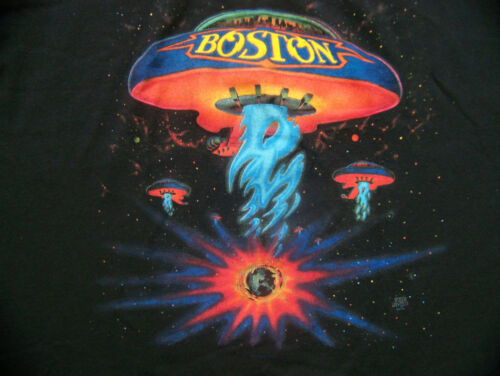 Vintage Boston T Shirt Mens XL