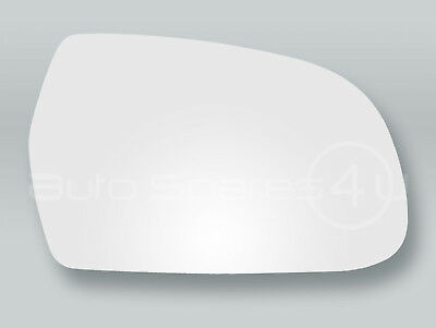 Heated Door Mirror Glass and Backing Plate RIGHT fits 2011 2013 AUDI A3