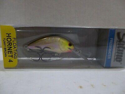 1,5 Gramm Bachforelle Salmo Hornet H2S Forellen-Wobbler 2,5 cm 3 Farben