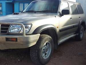 SOLD 2001 Nissan Patrol Wagon Mallala Mallala Area Preview