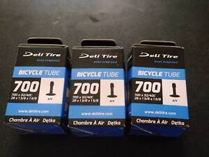 Bike Inner Tubes - 3 off - 700 x 32/40C Marrickville Marrickville Area Preview