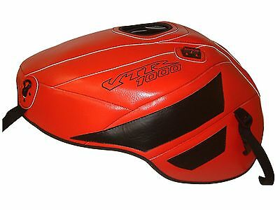 HONDA VTR 1000 F TO 1998  MOTORCYCLE TANK PROTECTOR BRA COVER TOP SELLERIE