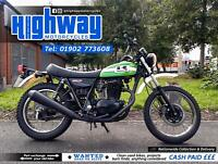 2002 Kawasaki 250 TR Hot Trail Stunning Condition with Warranty & 12 Month MOT