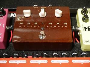 Hartman Analog Flanger with original Box and Instructions Maroochydore Maroochydore Area Preview