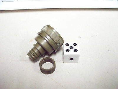 Military Adpater Cable Clamp Aircraft 4854s16061-55 New Landing Craft Glenair