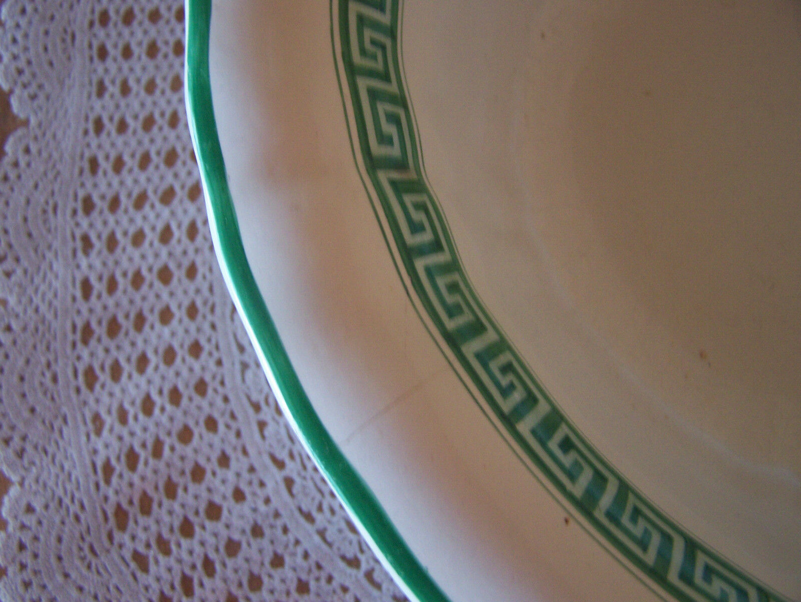 Keramikschüssel - Waschschüssel - Schüssel: Jacobi  Adler & Co., Neuleiningen