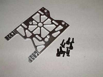 Savage Motor Plate - HPI SAVAGE FLM MOTOR PLATE 6061 ALUMINUM FLM45700