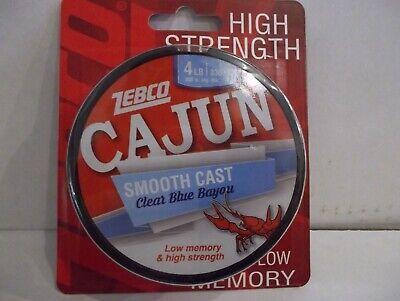 Cajun CLLOWVISQ4C Red Cajun Low Vis 1//4# Spool 4LB
