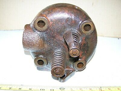 3hp Fairbanks Morse Z Hit Miss Engine Cylinder Head Wvalves Magneto Oiler Nice