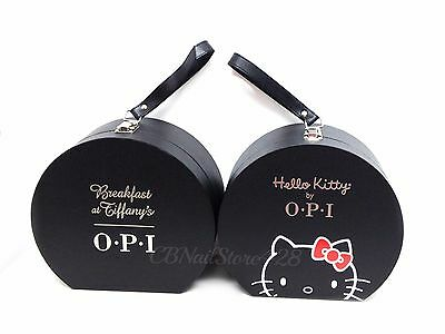 *New* OPI HELLO KITTY HAT, BREAKFAST AT TIFFANY'S display box- Pick any