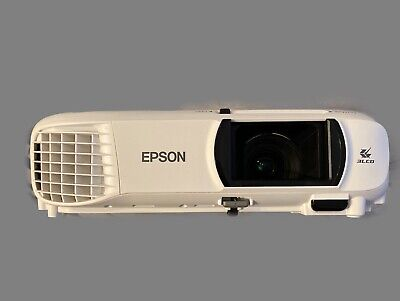 Epson PowerLite Home Cinema 1060 Full HD 3LCD Projector - White