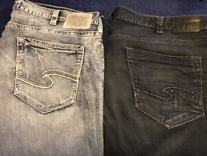 Silver Jeans $50.