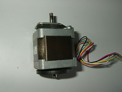 .9 Deg Nema 17 Stepper Motor - Cnc Mill Robot Reprap Makerbot 3d Printer