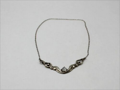 925 Sterling Silver Cable Link Chain Anklet with Woman
