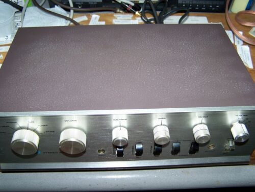 Dynaco Pat-4 Restore/Upgrade Nice Read, Nothing Left Out, Pictures, NEW PCB