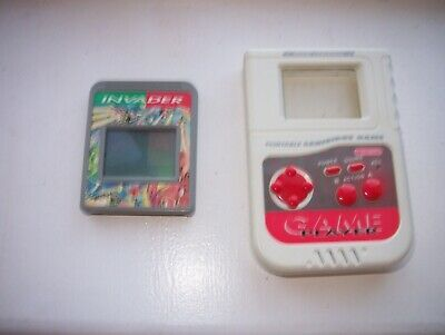 Used, PORTABLE CARTRIDGE GAME-GRANDSTAND GAME PLAYER for sale  Shipping to South Africa
