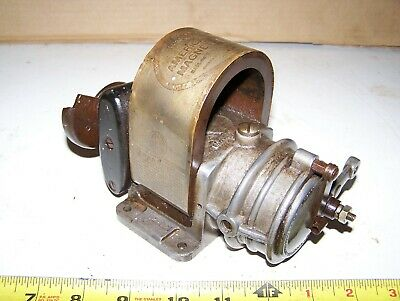 Old Bosch Fb2 Hit Miss Gas Engine Garden Tractor Motorcycle Oiler Steam Hot