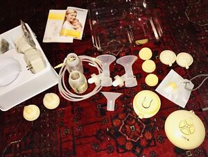 Medela  Swing Breast Pump Etc.!