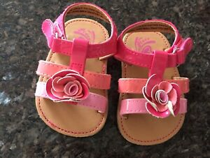 Baby girl shoes and sandals