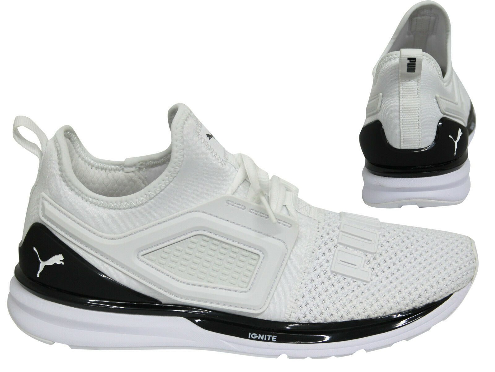Puma Ignite Limitless Weave Men/'s Trainers UK 9 New Boxed RRP £89.99