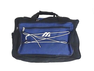 1f14a8b9bd8e Mizuno Sports Duffle Gym Bag Blu Black Travel for Men