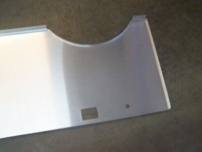 COLEMAN CURBSIDE REAR BODY PANEL 2004 CAMEL/SANTA FE
