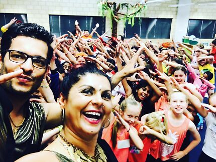 Kids Bollywood Dance Classes