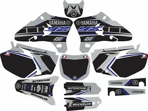 Vibrant Highlighter YAMAHA GRAPHICS  YZ 450F YZ450F 2003 2004 2005