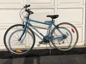 "21 speed CCM 27"" bike in perfect condition"