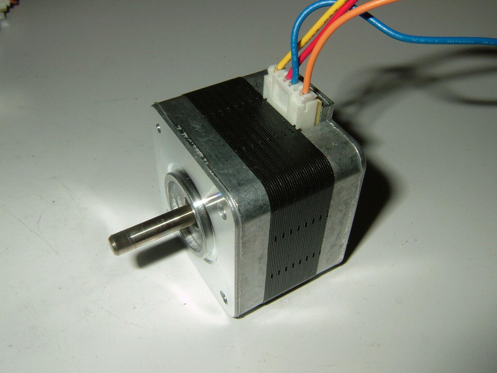 3 X Stepper Motors Nema 17 Cnc Router Mill Robot Reprap