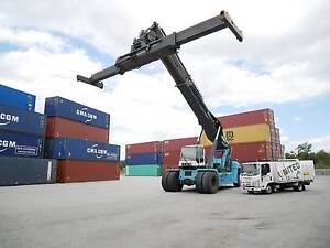 Konecranes Reach Stacker - Rebuilt Engine and Transmission Welshpool Canning Area Preview