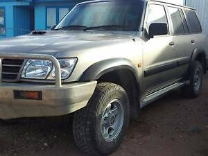 2001 Nissan Patrol Wagon Mallala Mallala Area Preview