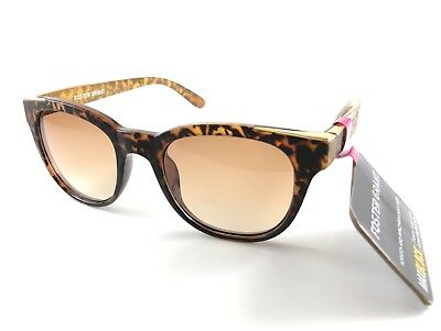 Foster Grant Dana Designer Women's Sunglasses, Gold, Fashion Ladies Glasses
