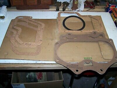 Old John Deere A Ar 60 Tractor Engine Gaskets A3406r A3704r A903 Nos Hit Miss