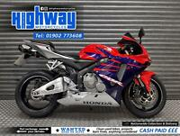 2006 Honda CBR 600 RR Lovely Condition with Warranty & 12 Month MOT
