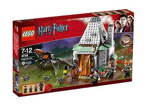 4738 günstig kaufen LEGO HarryPotter Hagrids Hütte