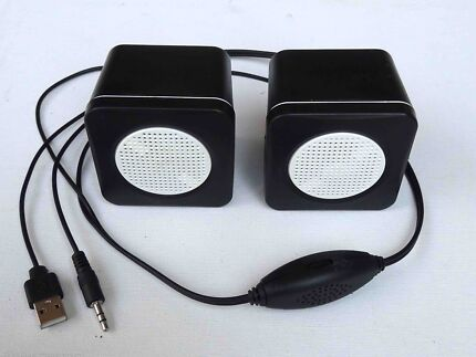 USB Powered Speakers for Computer