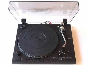★ Sound Research Turntable with Twin Pitch Controls Robina Gold Coast South Preview