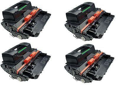 4pk CC364X Toner Cartridge LaserJet For HP 64X P4015dn P4015n P4015tn P4015x