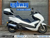 2017 Honda NSS 300 Forza Maxi Scooter with Warranty & 12 Month MOT