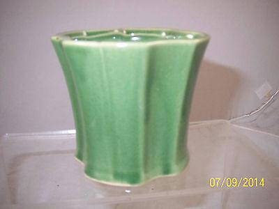 """Lucky Bamboo Planter Green Ceramic Bamboo Planter 3"""""""
