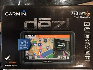 GPS for truck