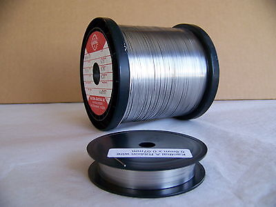 Kanthal A Ribbon Resistance Heating Wire 0.6mm X 0.07mm .024 X .003 250 Ft