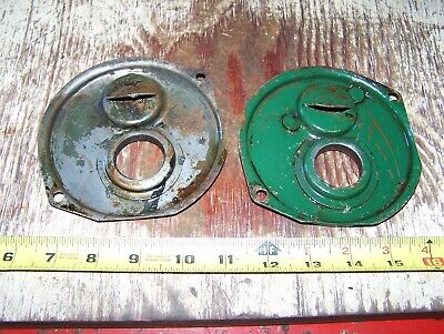 Old Fairbanks Morse Zd Magneto Dust Shield Hit Miss Gas Engine Steam Oiler Nice