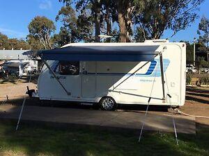 Swift Alpine 4 Caravan For Sale St Ives Ku-ring-gai Area Preview