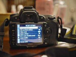 Nikon D90 body - MINT (5148 shutter count only)