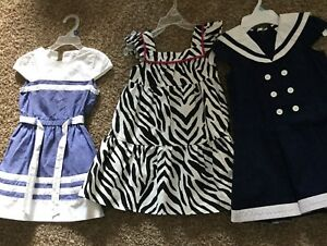 Gymboree Dresses Sz 4